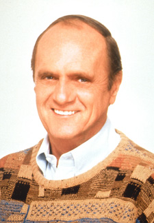 Bob Newhart is an American actor, comedian and writer famous for his timing and bemused demeanor in delivering lines.