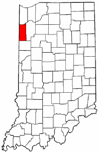 Image:Map of Indiana highlighting Newton County.png