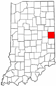 Image:Map of Indiana highlighting Randolph County.png