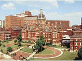 The Johns Hopkins Medical Institutions in East Baltimore