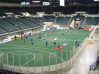 example of an MISL field