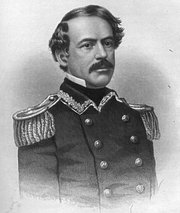 Robert Edward Lee, as a U.S. Army Colonel before the war