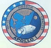 Apollo 1 insignia