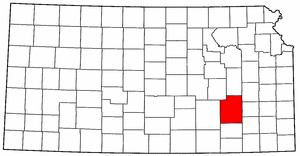 Image:Map of Kansas highlighting Greenwood County.png