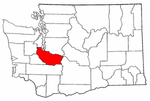 Image:Map of Washington highlighting Pierce County.png