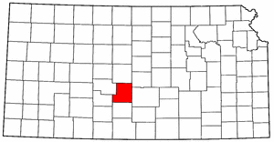 Image:Map of Kansas highlighting Stafford County.png