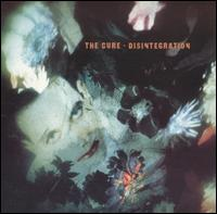 Cover to The Cure's 1989 album