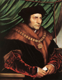 The Lord Mayor's Collar of SS may have once been used by Sir Thomas More.