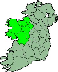 Map of Connacht