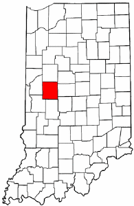Image:Map of Indiana highlighting Montgomery County.png