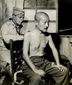 Tojo in custody