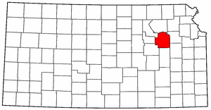 Image:Map of Kansas highlighting Wabaunsee County.png