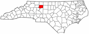 Image:Map of North Carolina highlighting Forsyth County.png