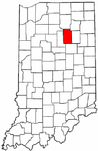 Image:Map of Indiana highlighting Wabash County.png
