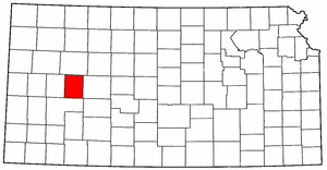 Image:Map of Kansas highlighting Lane County.png