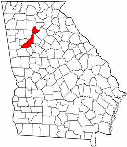 Image:Map of Georgia highlighting Fulton County.png