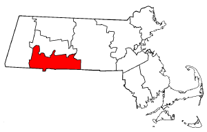 Image:Map of Massachusetts highlighting Hampden County.png