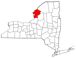 Image:Map of New York highlighting Jefferson County.png