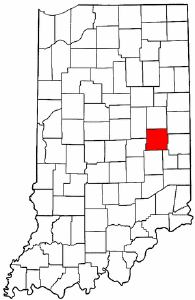 Image:Map of Indiana highlighting Henry County.png
