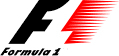 The official Formula One logo