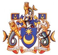 Arms of Portsmouth City Council