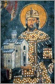 Stefan Dragutin, king of Srem (1282-1316)