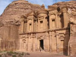 "The ""Monastery"" at Petra"
