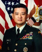 Serving from 1999 to 2003, Army General  of Hawaii became the first Asian American military chief of staff. Community leaders are currently courting him to run for Governor or U.S. Senate.
