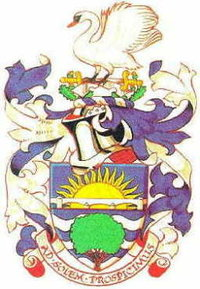 Arms of Spelthorne Borough Council