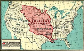 Louisiana and the Louisiana Purchase (Frank bond, 1912)