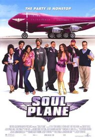 Promotional poster for Soul Plane