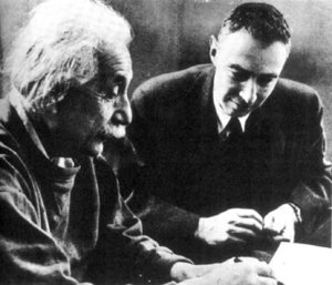 Oppenheimer eventually took over 's position at the Institute for Advanced Study.