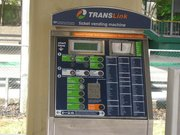 Ticket machine for