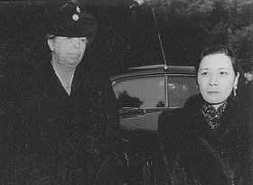Eleanor Roosevelt and Mme Chiang Kai-shek, 1943