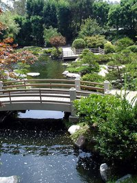 Earl Burns Miller Japanese Garden