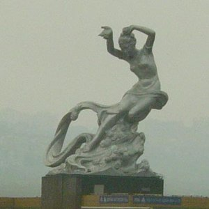 Public art in Chongqing