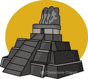 Mayan Temple Clipart provided by Classroom Clipart (http://classroomclipart.com)