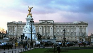 Buckingham Palace is the monarch's principal residence.
