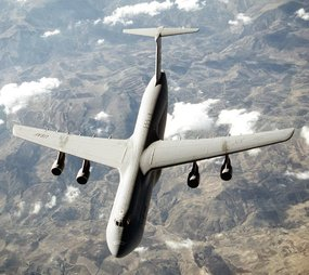 The United States Air Force C-5 Galaxy