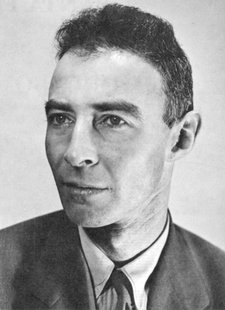 "J. Robert Oppenheimer, ""father of the ,"" served as the first director of , beginning in ."