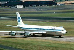 Pan Am Boeing 707