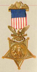 Early Army version of the Medal of Honor