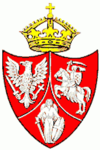 Coat of Arms for a  Polish-Lithuanian-Ruthenian Commonwealth