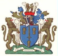 Arms of Cheshire County Council