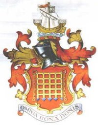 Arms of Harwich Town Council
