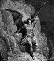 depiction of Satan from